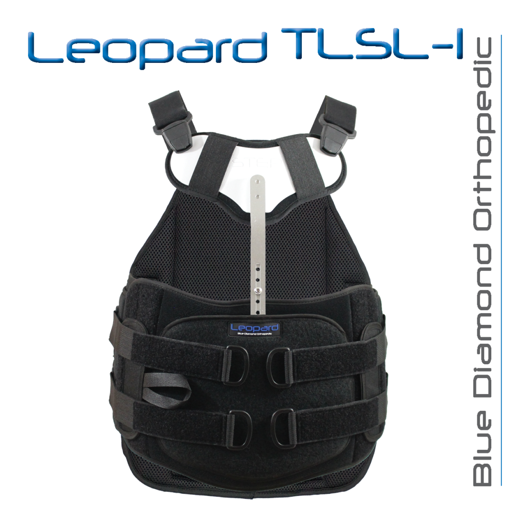Leopard-TLSL-I_Branded-Image_Blue-Diamond-Orthopedic